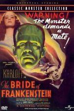 Bride of Frankenstein 0025192063220 With Boris Karloff DVD Region 1