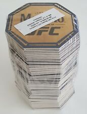 "x100 Modelo UFC Official Beer 4"" x 4"" Octagon Coasters"