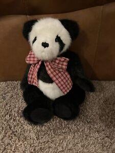 Boyds Bear, Ma Shen San, Panda, Retired, Hard To Find Pristine Bear