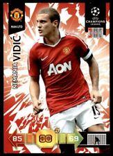 Panini Adrenalyn XL Champions League 2010/2011 Manchester United Nemanja Vidic