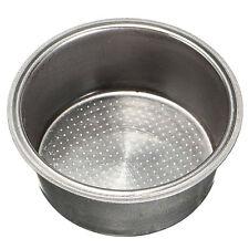 51mm Filterpfanne Filterkorb 2 Tasse für Kaffeemaschine Breville/Delonghi N7W0
