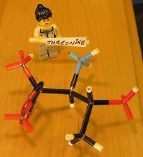 Threonine MicroMolecule Molecular Model Kit, DIY