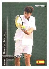 """Raro"" Rafael Nadal 2003 Netpro Carta Rookie #77 ! International Serie Esp /"