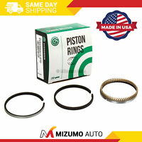 USA Piston Rings Fit 01-12 Nissan Infiniti 3.5L 4.0L DOHC VQ35DE VQ40DE