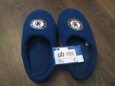 Chelsea Soccer Football Slippers  /bi