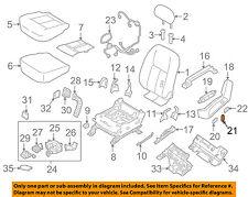 NISSAN OEM Driver Seat-Recline Adjust Knob 87063JM01A