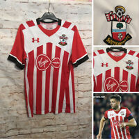 Southampton Football Shirt, 2016/17, Fitted Size Medium, Under Armour, Great