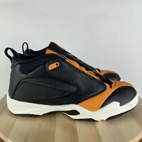 Nike Air Jordan Jumpman Quick 23 Black White Orange AH8109-008 Fly SIZE 10 NEW *