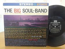 Johnny Griffin Orchestra,The Big Soul Band,Riverside RLP 1179,Stereo,Vinyl LP