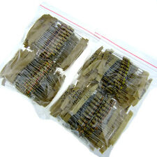 920pcs 1W 5% Through-Hole Carbon Film Resistors Assorted Kit (0.1~2M ohm) D015