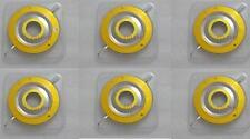 6pcs  Diaphragm JBL, 2404, 2404H, 2404H-1,2405,2405J, 075, 076,8ohm