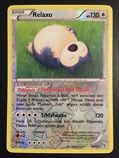Pokemon!! Relaxo Generationen 58/83! Reverse Holo Rare! Near Mint! DE!