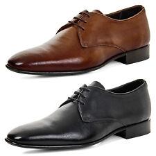 Alessandro Tonelli AT1166 Herren Leder Schuhe Smoking Business Hochzeitsschuhe