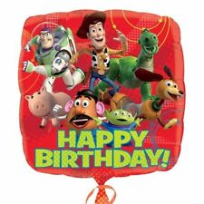 Toy Story Square Party Foil Balloons