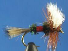 1 dozen Royal Wulff #16, Dry Flies, Trout, NR!