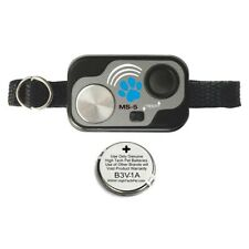 High Tech Pet Rugged Pet Collar Extra Rugged Electronic Water Resistant Design