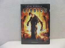 The Chronicles of Riddick - Dvd - Widescreen Edition - Starring Vin Diesel