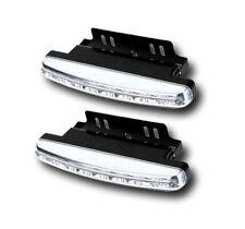 2 x 12V Front SMD LED Day Running Lights for CAR TRACTOR CAMPER MINIBUS CARAVAN