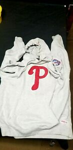 Philadelphia Phillies Licensed Hoody Sweatshirt Used XL