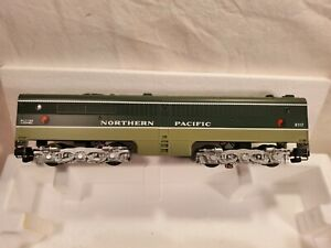 American Flyer Northern Pacific PB-1 Non-Powered Engine W/Rail Sound 6-48117