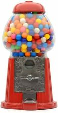 More details for retro vintage gumball machine vending sweets bubble gum balls candy dispenser uk