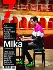 Mika 7 CORRIERE DELLA SERA - Jude Law,Sophie Kinsell,Mauro Corona