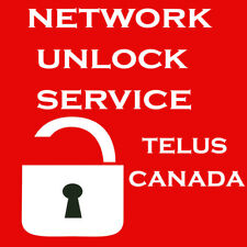 Telus Canada Apple Iphone Unlock Service for  IPhone 5 , Apple iPhone 5c Tellus
