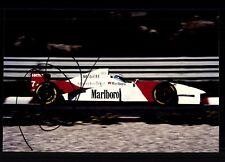 Mika Häkkinen Foto Original Signiert Formel 1 Weltmeister +G 18470