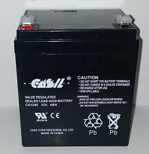 Casil CA1240 ADT Security Alarm 804302 Replacement SLA Battery from Batteries