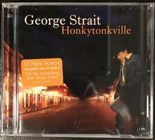 George Strait - Honkeytonkville CD NEW