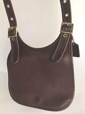 Coach Vintage Saddle Bag 9949 Crossbody Purse Excellent Condition!