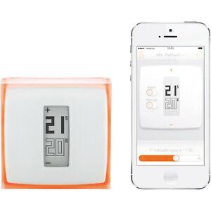 Netatmo NTH01-DE-EC Thermostat für Smartphone