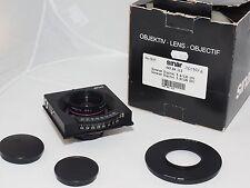 Sinaron Digital 135mm f/5,6 CMV lens in BOX! Sinar p3, Sinar f3, Sinar p3 SL