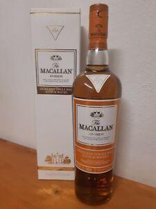 The Macallan Amber con Box 700 ml Vol 40 Single Malt Scotch Whisky