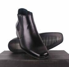 Zapatos de vestir de hombre en color principal negro de piel