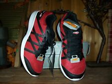 AVIA MENS RUNNING SHOES SIZE 8 COLOR RED MENS ATHLETIC SHOE CASUAL MEMORY F