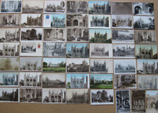 More details for peterborough cathedral job lot of 130 x old postcards 1900-50s mostly pre-1930s