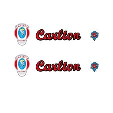 Carlton Bicycle Decals, Transfers, Stickers n.110