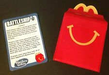 Collectible McDonalds Happy Meal Toy Hasbro Gaming Battleship Game #8