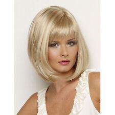 Medium Straight Human Hair Bob Wigs For All Women Human Hair Wig