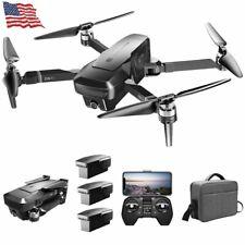 VISUO ZEN K1 5G WIFI FPV GPS 4K HD Dual Camera 30min Brushless Foldable RC Drone