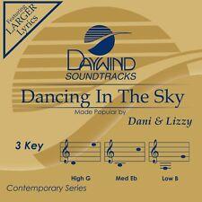 Dani & Lizzy - Dancing In The Sky -  Accompaniment CD NEW