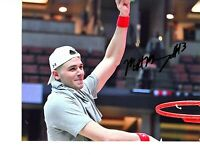 Matt Mooney Texas Tech Red Raiders Autograph Signed basketball photo 8x10 e