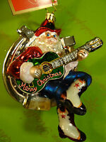 Christopher Radko Lucky Christmas Glass Ornament