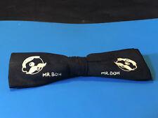Old Vtg Collectible Baltimore Mr. Boh Natty Boh National Bohemian Bow Tie
