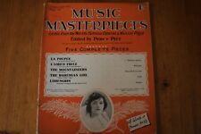 Musical Masterpieces 15: Percy Pitt 5 Complete Pieces: World's Operas/Plays