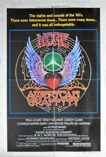 """""""More American Graffiti"""" 1978 One-Sheet Mouse/Kelley XL Movie Poster"""