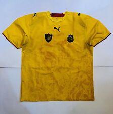 Puma Camerun Nazionale Camerunese Maglia Calcio Vintage Taglia XL Mondiali