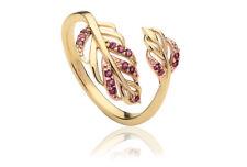 NEW Clogau 9ct Yellow & Rose Gold Debutante Tourmaline Ring £200 off! Size M