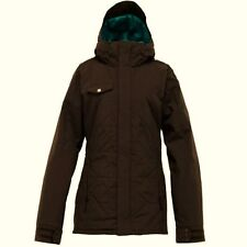 BURTON Women's TWC MAN EATER Snow Jacket - RECLUSE - Small - NWT